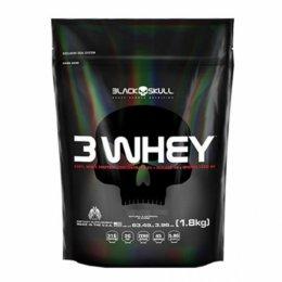 3 Whey (837g) Refil