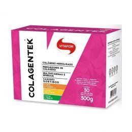 Colagentek (30 Sachês-sabores) - vitafor