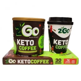 Display - Keto Coffee