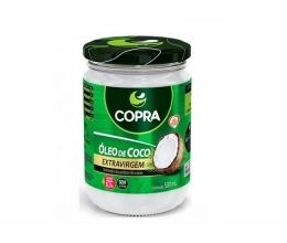 oleo de coco copra